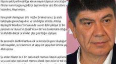 Antalya'da 4 Bin Bankamatikçi İddiasında Tepkiler Ardı Ardına Geliyor