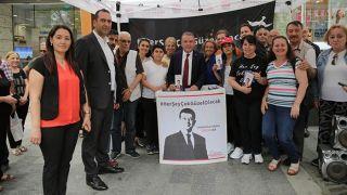 Antalya Büyükşehir Belediye Başkanı Böcek Antalyalı Hemşehrileri İle Buluştu