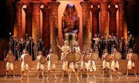 Antalya'da Aspendos Festivali 'Aida' İle Veda Edecek