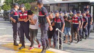 Antalya'da Fuhuş Operasyonu: 6'sı Kadın 12 Kişi Gözaltına Alındı