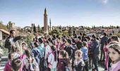 Antalya Büyükşehir'den Öğrencilere Kaleiçi Turu