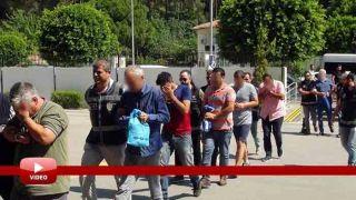 Antalya'da Eşiyle Problemi Olan Kadınları Ağlarına Düşüren Şebekeye Operasyon: 16 Gözaltı