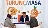 Antalya Muratpaşa Belediye Başkanı Uysal Vatandaşları Dinledi
