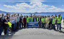 Salda Gölü Koruma Derneği: Göl Çevresindeki Yapılaşma Durdurulsun. İmar Barışı İptal Edilsin