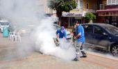 Antalya Büyükşehir Sinekle Mücadelede Hız Kesmiyor, Günde 6 Bin Nokta İlaçlanıyor